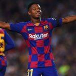 Ansu Fati fue convocado a la Sub-21 de España
