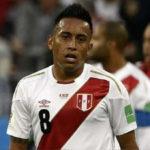 Christian Cueva no sera titular en el Uruguay vs Perú