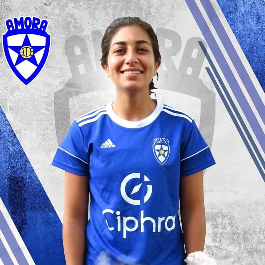 Lili Venegas en Amora FC 🇵🇹